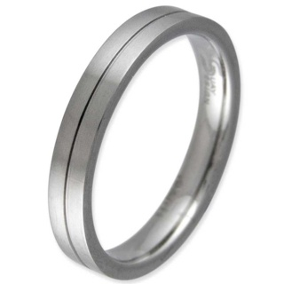Euphoria Titanium Ring