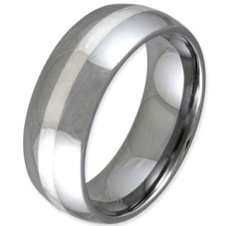 Quantum Titanium & Silver Ring