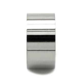 High Polished Medium Titanium Bead