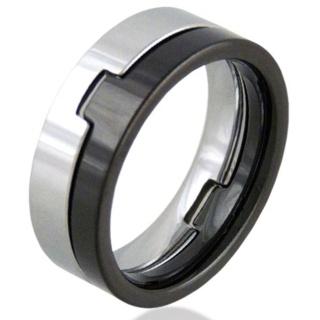 Brace Tungsten Rings
