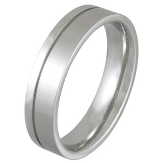 Trace Steel Ring