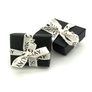 Gift Wrapping Service, Box with Ribbon