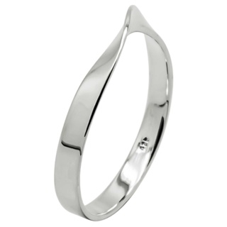 925 Twisted Silver Ring