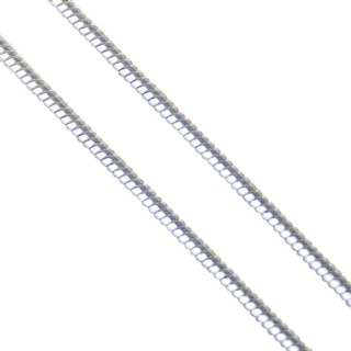 Silver Snake Chain 1mm
