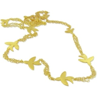 Golden Chain of Swallows