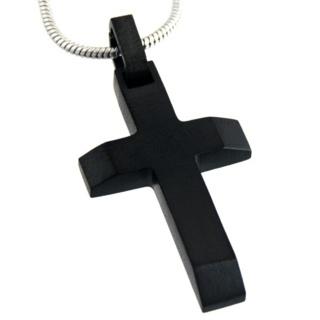 Titanium Black Cross