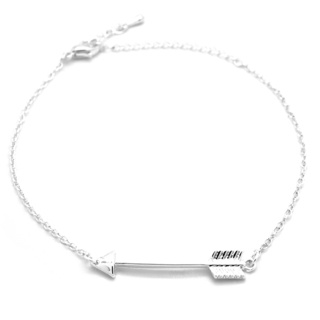 Silver Plated Arrow Bracelet
