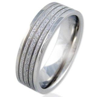 Radiate Steel Ring