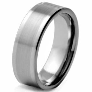 Turn Tungsten Ring