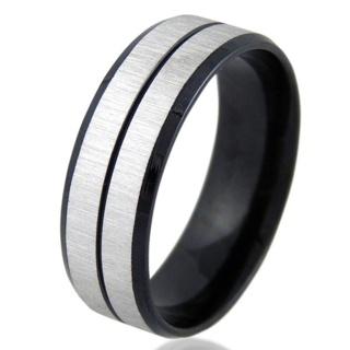 Prospect Steel Ring