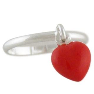 Sweetie Heart Silver Toe Ring