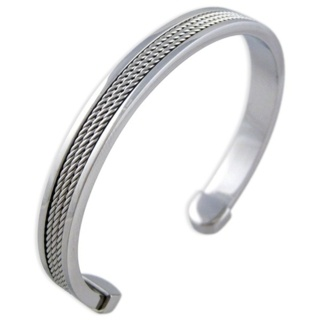 Moment Steel Bangle
