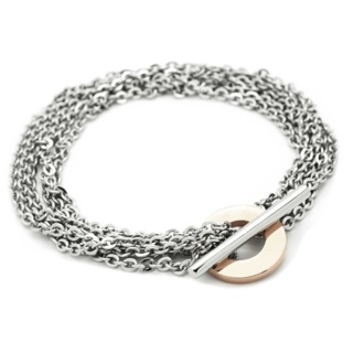 Credence Minor Steel Bracelet