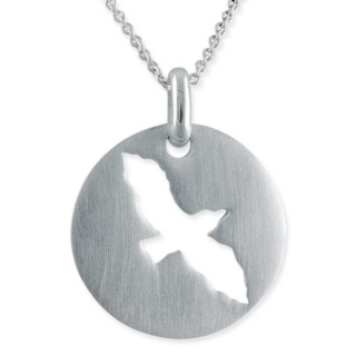 Arise Silver Necklace