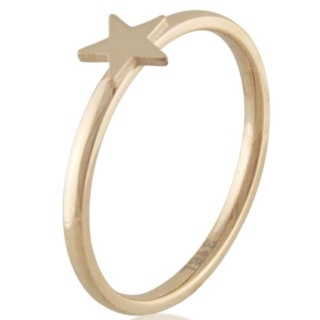 Compliment Star Rose Ring