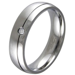 Elevate Steel Ring