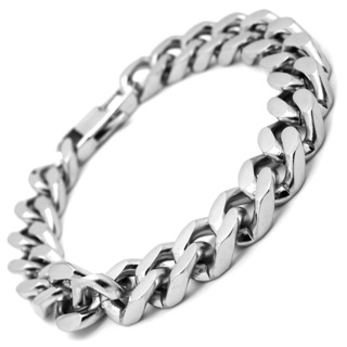 Polished Stainless Steel Curb Chain