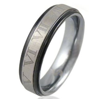 Numero VS2 Tungsten Ring