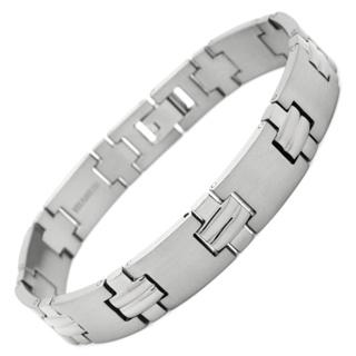 Two Tone Titanium Bracelet