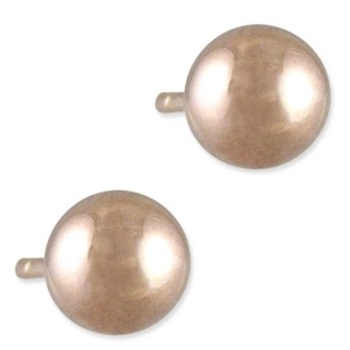 Juliet Rose Gold Earrings