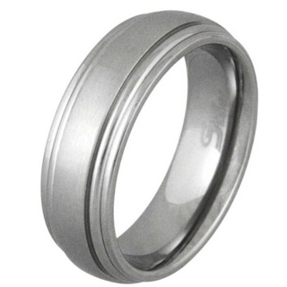 Raise Titanium Ring