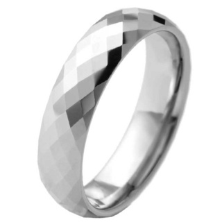 Divinity Tungsten Ring