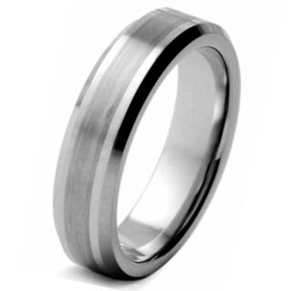 Valour 6 Tungsten Ring