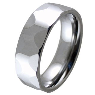 Finesse Tungsten Ring