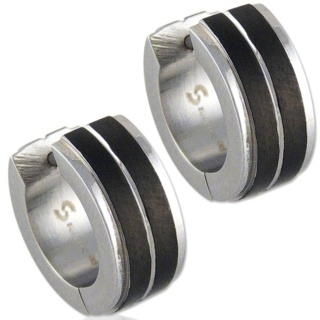 Excel Steel Earrings