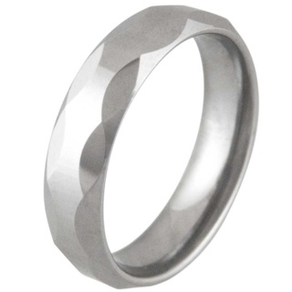 Virtue Tungsten Ring