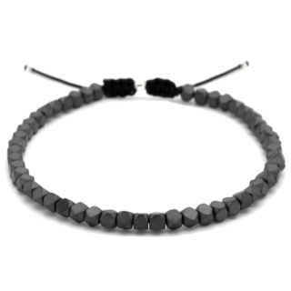 Adjustable Hematite Bracelet