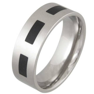 Tech Titanium Ring