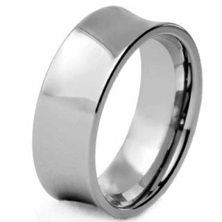 Breathe Tungsten Ring HP