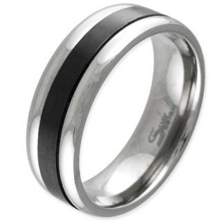 Rome Titanium Ring