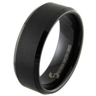 Recon Black VS2 Tungsten Ring