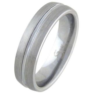United Mens Tungsten Ring