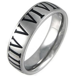 Prime Titanium Ring Satin
