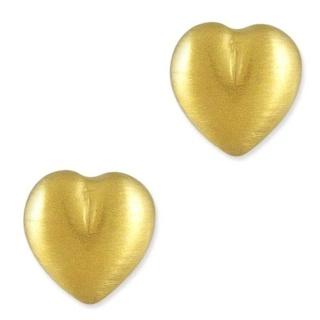 Silver Gracie Gold Earrings