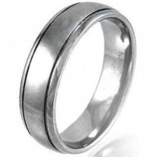 One Titanium Ring