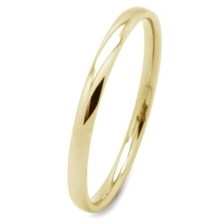 Compliment Gold Ring