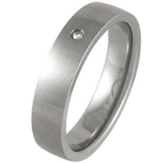 Legacy Satin Diamond Ring