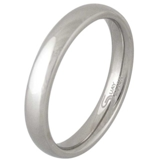 Lust 4 Titanium Ring