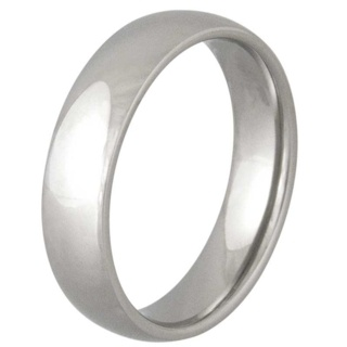 Lust 6 Titanium Ring