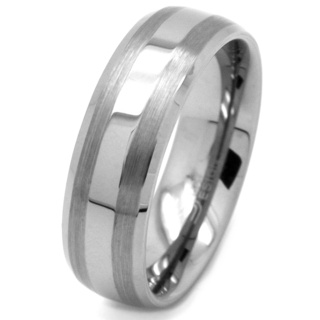 Surge Tungsten Ring