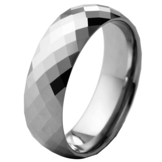 Divine Tungsten Ring