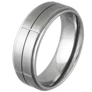 Regent Titanium Ring