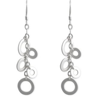 Silver Perfection Earrings