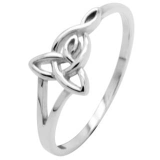 925 Silver Celtic Knot Ring