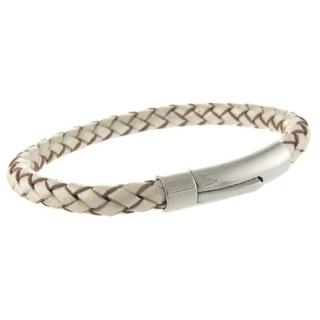 Arizona Pearl Leather Bracelet