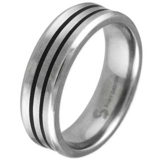 Frenzy Titanium Ring